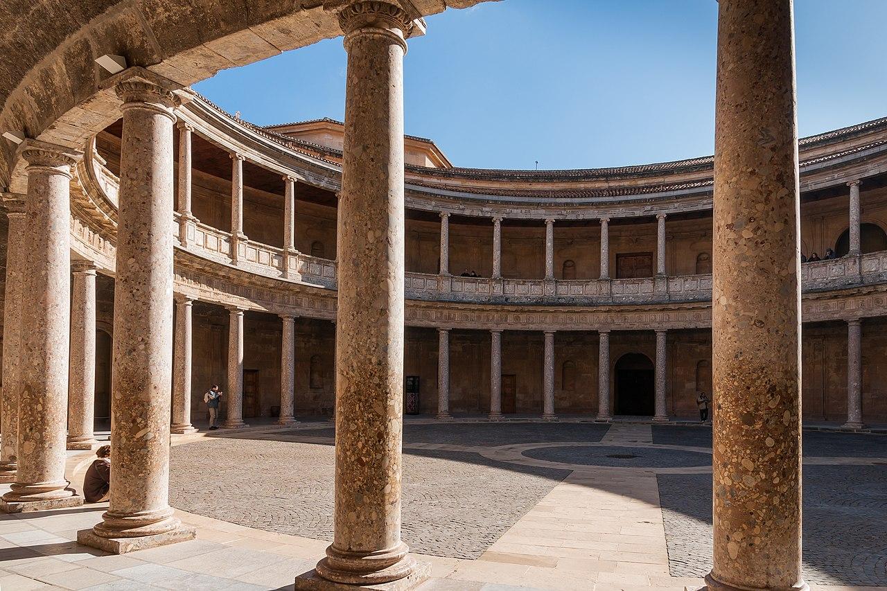 File:Granada Spain Alhambra-Palacio-de-Carlos-V-01.jpg - Wikimedia Commons