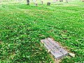 Granville T. Woods gravesite marker 03.jpg