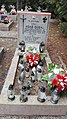 Grave of Adaś Guzal, Pionki 2020.01.06 (01).jpg