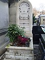 Grave of the Boulanger family, Montmartre, Paris.JPG