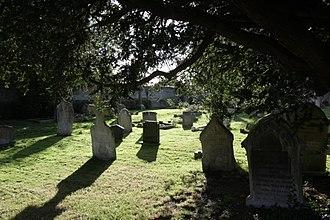 Grantchester - Grantchester Graveyard