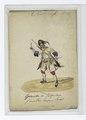 Grenadier de Infanterie (vom Prinz Eugen von Savoyen ). 1698 (NYPL b14896507-89866).tif