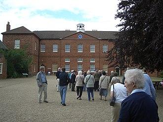 Gressenhall - Image: Gressenhall Workhouse Museum