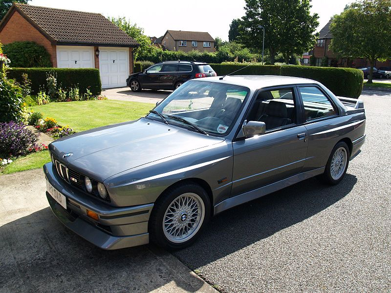 File Grey E30 M3 Jpg Wikimedia Commons