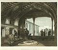 Grigory Gagarin. Armenie. Salle des Miroirs dans le palais du sardar D'Erivan.jpg