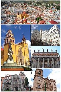 Guanajuato City City & Municipality in Guanajuato, Mexico