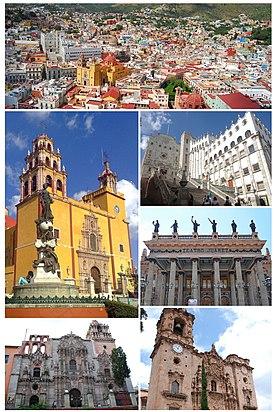 Guanajuato Guanajuato Wikipedia La Enciclopedia Libre