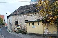GuentherZ 2011-10-29 0172 Retz Pfarrgasse Wirtschaftsgebaeude.jpg