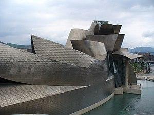 Thomas Krens - Image: Guggenheim Bilbao may 2006