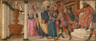 Martyrdom of the Saints Simon and Thaddeus