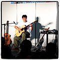 Guitarist demo, Gakki Fair 2011.jpg