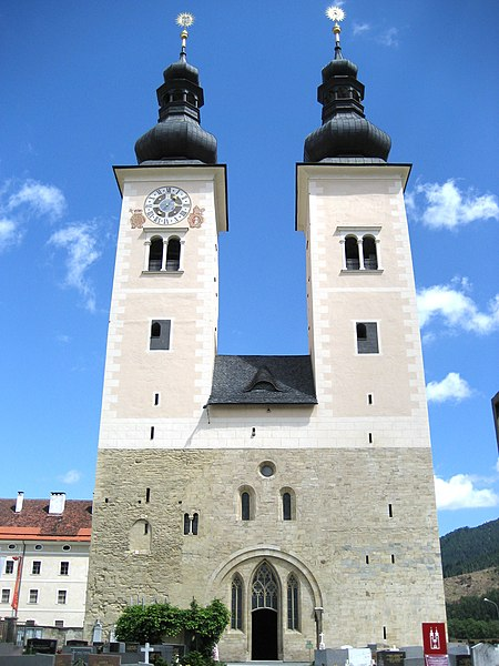 Katedra w Gurk