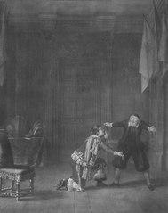 Gustaf Mauritz Armfelt och Besche Johan de Besche