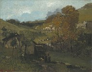 Gustave Courbet - Sommerlandschaft - 8403 - Bavarian State Painting Collections.jpg