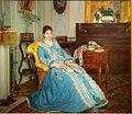 Gustave Léonard de Jonghe - Lady in Blue.jpg