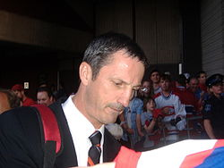 Guy Carbonneau 2007-ben