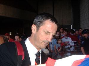 Guy Carbonneau - Image: Guy Carbonneau Sept 2007