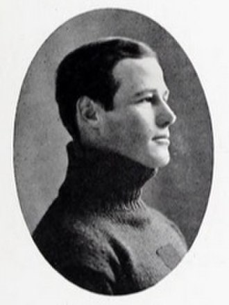 Troy Trojans football - George Penton c. 1911