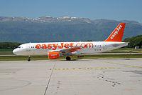 HB-JZX - A320 - EasyJet Switzerland