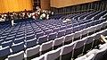 HK 上環市政大廈 Sheung Wan Civic Centre 上環文娛中心 Theatre interior SWCC Oct-2014 LG2 006.jpg