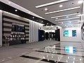 HK 上環文娛中心 SWCC Sheung Wan Civic Centre lobby interior July 2018 IX2 02.jpg
