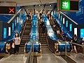 HK 中環站 Central MTR Station October 2020 SS2 11.jpg