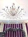 HK 元朗 Yuen Long 鳳琴街 Fung Kam Street 金龍樓 Kam Lung Mansion 富臨皇宮 Foo Lum Palace Jan 2019 SSG lamp 06.jpg
