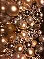 HK Central IFC Mall Christmas ornaments decor balls Dec-2012.JPG