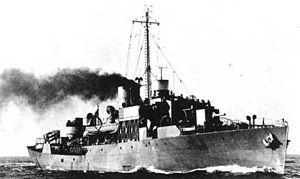 HMCS Dawson - Image: HMCS Dawson
