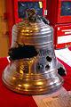 HMS Illustrious R87 ships bell.jpg
