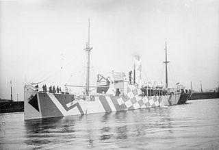<i>Aubrietia</i>-class sloop
