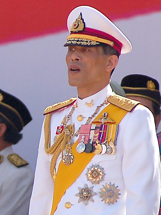 HRH Vajiralongkorn (Cropped)