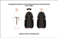 Habit of the discalced Augustinian lay friars of the congregation of Spain.png
