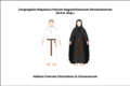 Habit of the discalced Augustinian priest-friars of the congregation of Spain.png