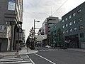 Hachimankoji Crossroads 20171112.jpg