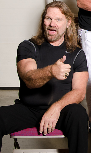Jim Duggan - Duggan in October 2011