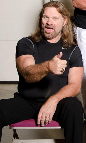 Jim Duggan - Duggan in October 2011