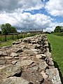 Hadrian's Wall, Heddon-on-the Wall - geograph.org.uk - 849509.jpg
