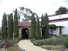exterior photo of Hagafen Cellars