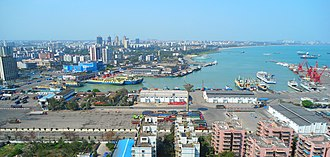 Haikou Xiuying Port - Image: Haikou Xiuying Port 03