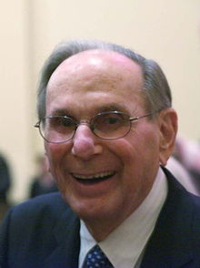 Description de l'image  Hal David, ASCAP concert, 2011.jpg.