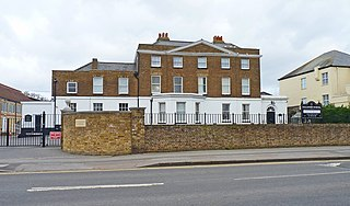 Halliford School Public school in Shepperton, England UK