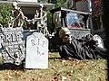 Halloween Ghoul Display - Clinton Street - Hackensack - New Jersey - USA - 02 (10354437286).jpg