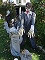 Halloween Ghoul Display - Clinton Street - Hackensack - New Jersey - USA - 04 (10354432145).jpg