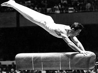Hannu Rantakari - Rantakari at the 1964 Olympics