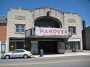 Hanover theatre PA