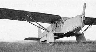 Hanriot H.180 - H.180
