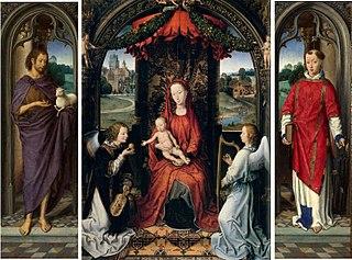 Triptych Pagagnotti
