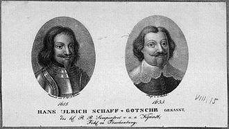 Schaffgotsch family - Hans Ulrich von Schaffgotsch (1595–1635)