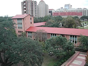 Residential colleges of Rice University - The new wing of Hanszen college